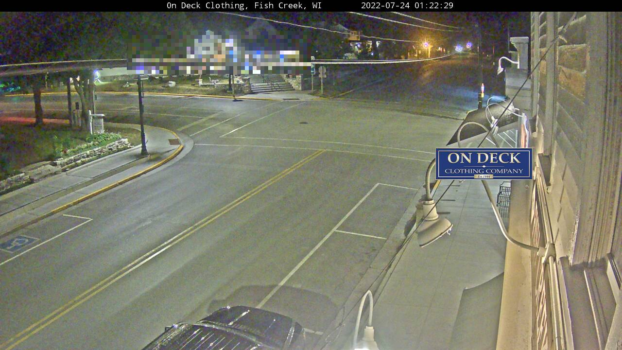 Fish Creek Street Cam