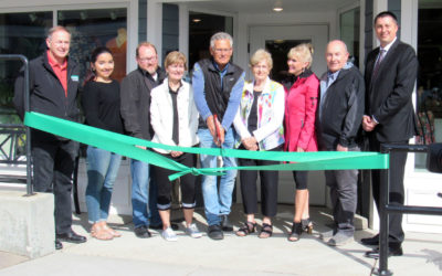Sister Bay Remodel & Ribbon Cutting June 2019