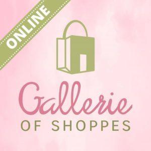 Online Gallerie of Shoppes Logo